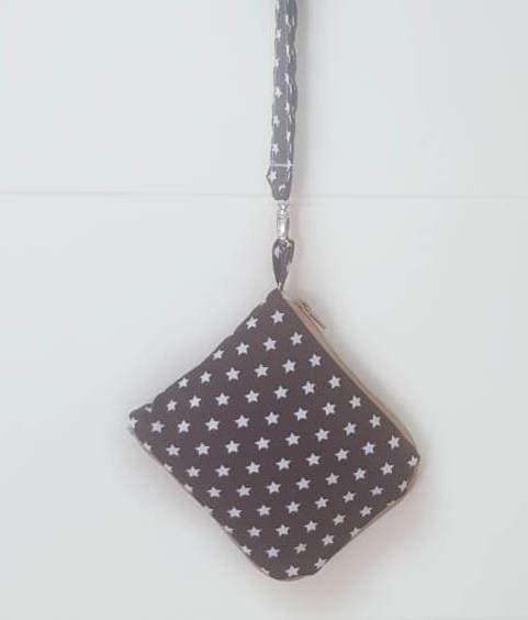Bolsa con agarradera para la compra
