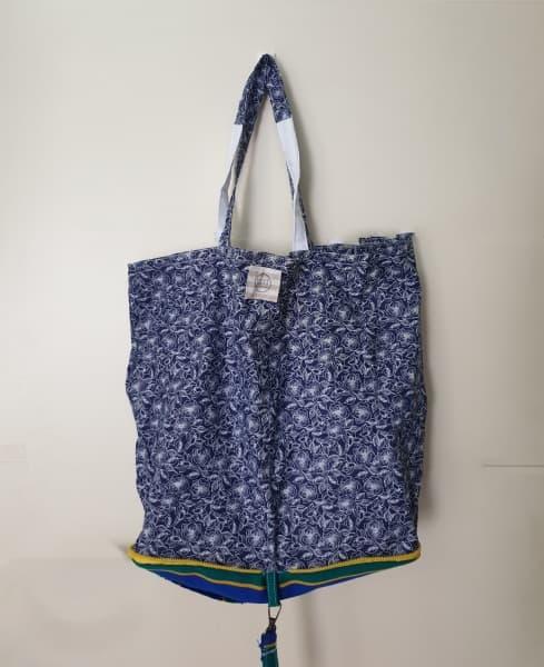 Bolsa de tela para la compra